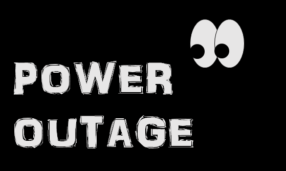 Power Outage Df Stock Graphic