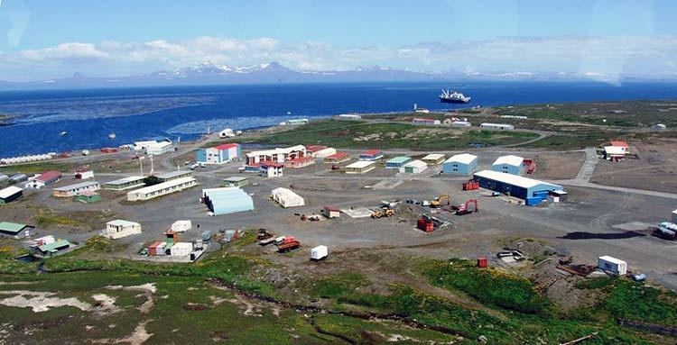 Resultado de imagen de kerguelen islands