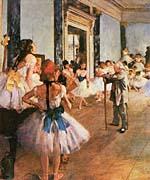 Classe danse