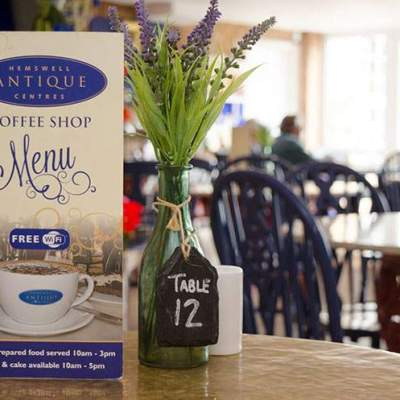 Hemswell Cafe