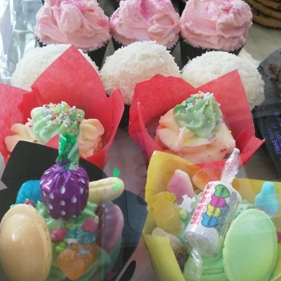 Marshall's Yard Cup Cakes
