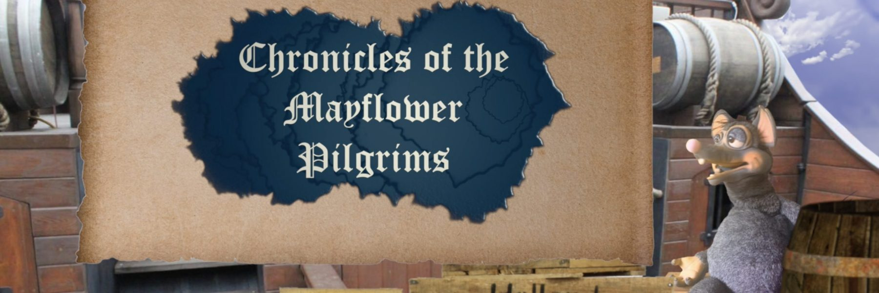 Chronicles of the Mayflower Pilgrims