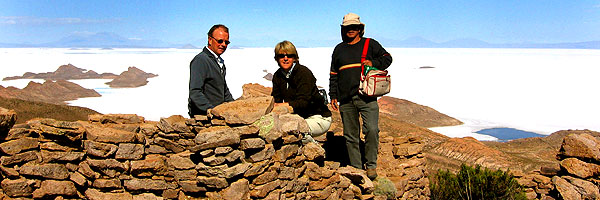 Inti Travel and Tours - Bolivia - The Undiscovered Country