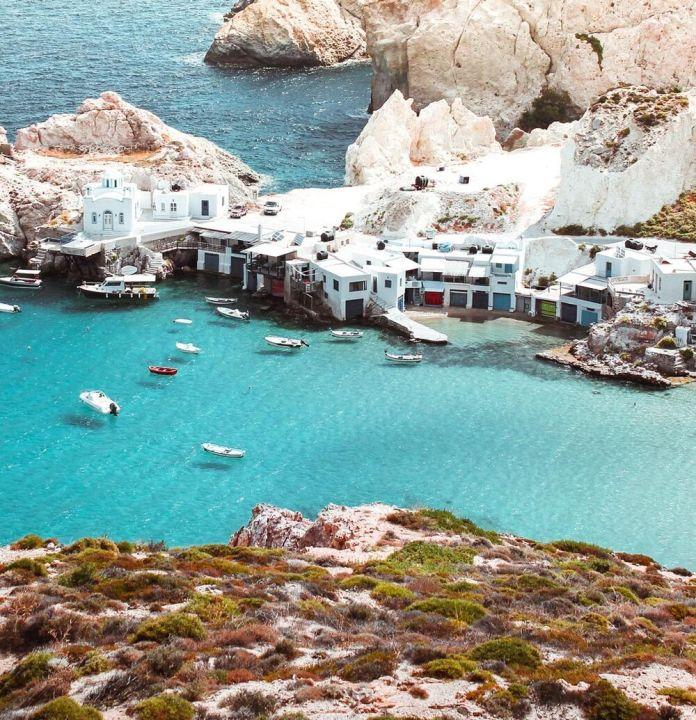 8 λόγοι που θα σε κάνουν να πεις ότι η Μήλος δεν υπάρχει!   Travel Ideas    Discover Greece