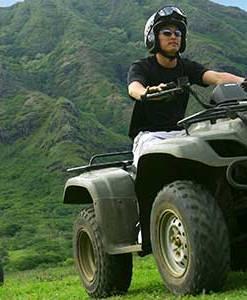 Fun Activities at Kualoa Ranch, Oahu