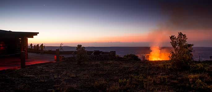 Hawaii Volcano Eco-Adventure from Kauai