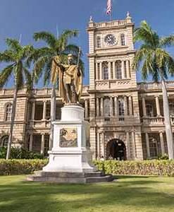 Honolulu City Tour Battleships of World War II from Kapalua