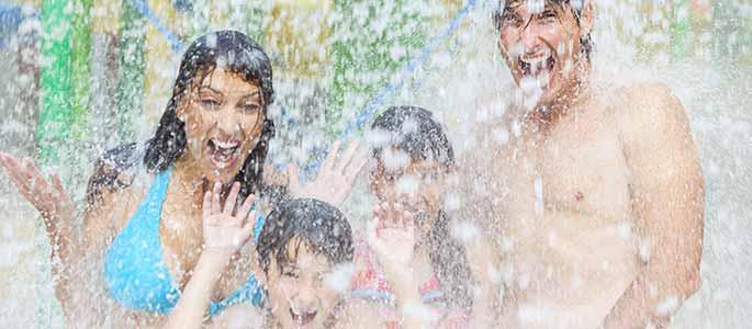 Wet N Wild Hawaii Deluxe