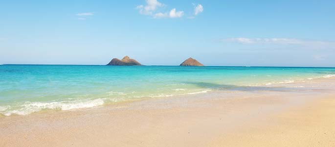Hit the Beach and Stand-Up Paddle on Oahu's Windward Coast