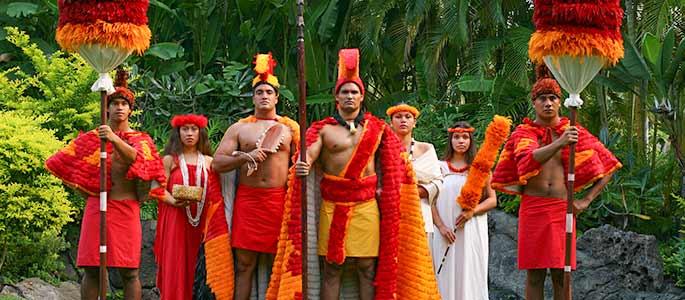Polynesian Cultural Center Ali'i Luau