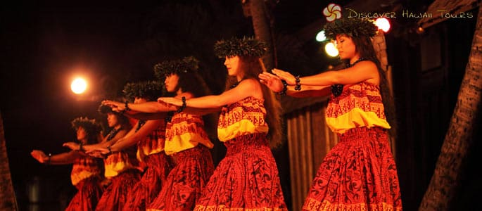 Traditional Luau Performance