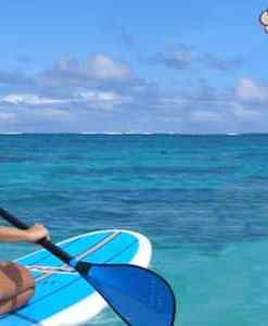 Stand-Up Paddling Self-Guided