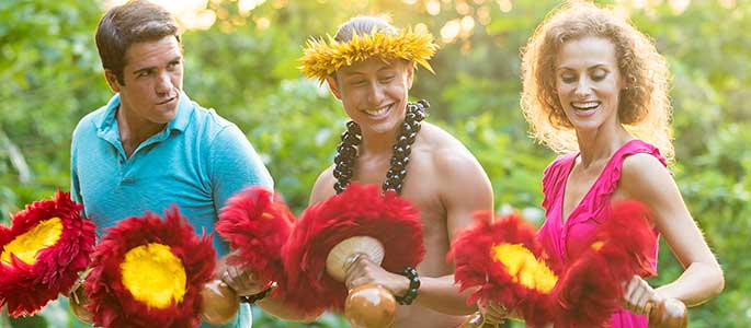 Hawaii Cultural Package