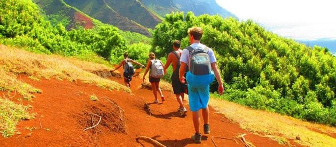 Backpacking Tours In Hawaii