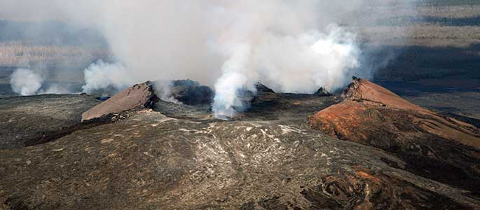 Hawaii Volcano Eco-Adventure & Helicopter Tour from Maui
