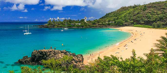 North Shore Oahu Surf Beaches