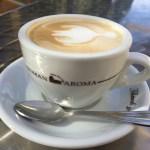 Roman Aroma offers true Italian coffee experience