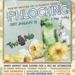 LA's Parrot Heads Meet Up at  Tiki-No in NoHo