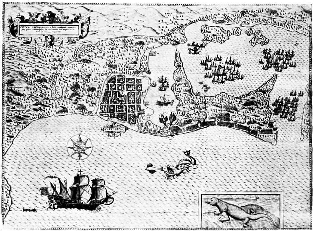 cartagena 1586