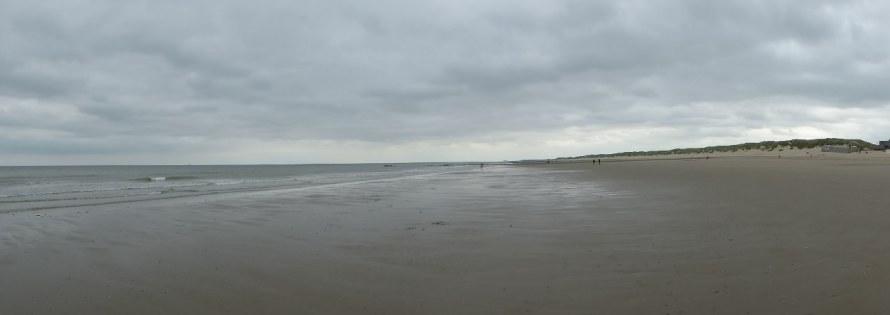 Belgium coast May