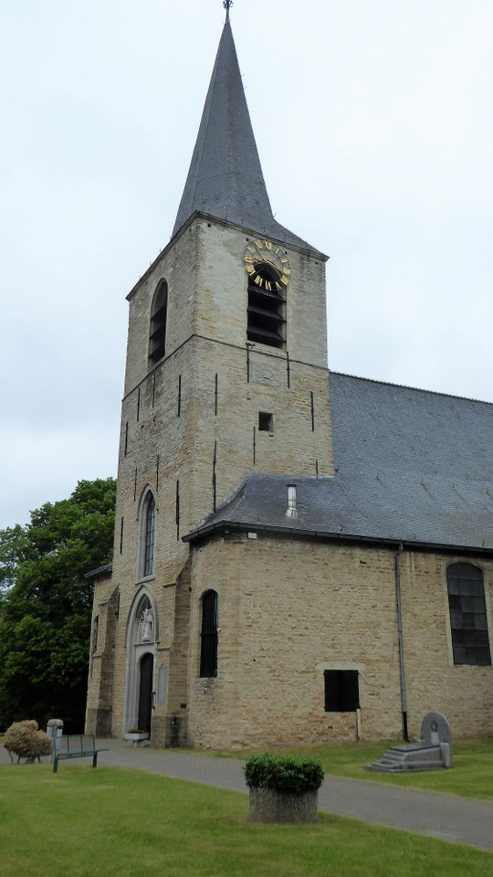 St Lambertus church Leefdaal
