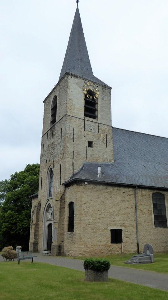St Lambertus church Leefdaal