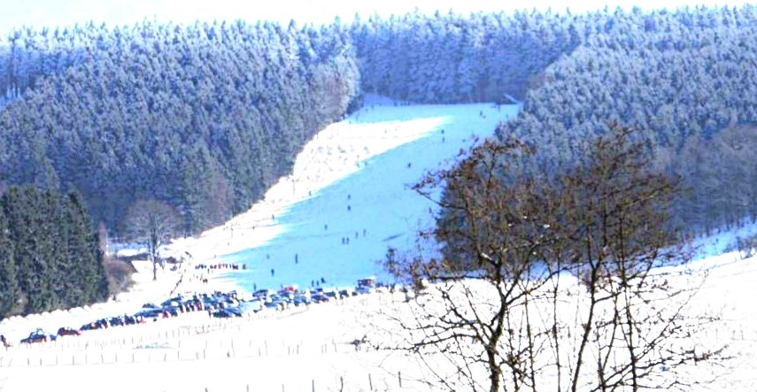 Wallonia skiing