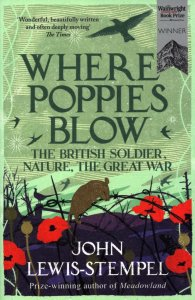 Where Poppies Blow book