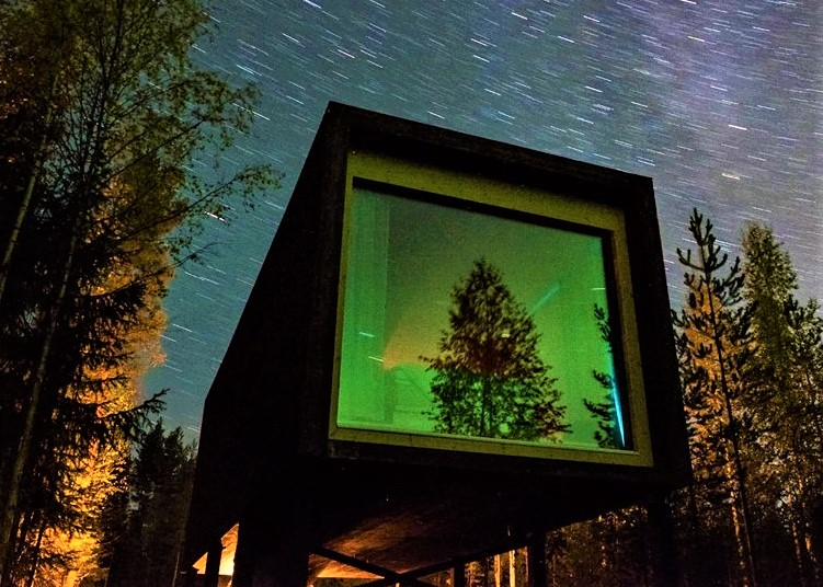 Arctic Treehouse Hotel Rovaniemi Discovering Finland