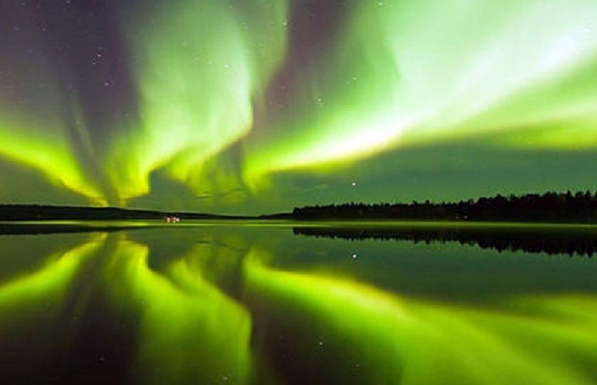 Northern Lights Igloo Rental