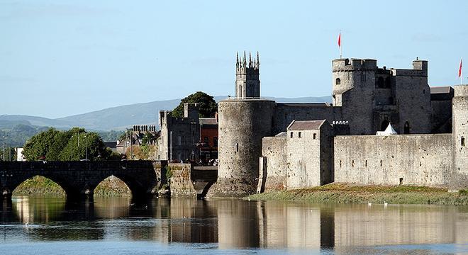 Resultado de imagen para limerick castle