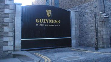Guinness, St Jameses Gate, Dublin City