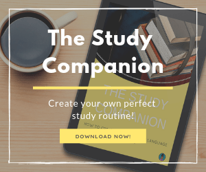 Download free ebook to create a study plan