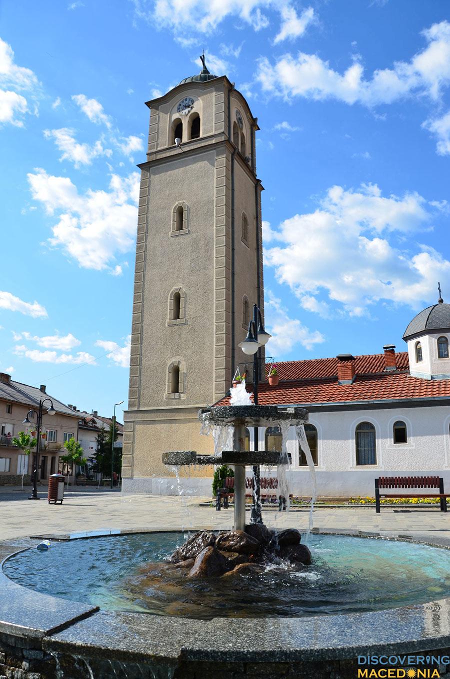 Berovo-arhitecture
