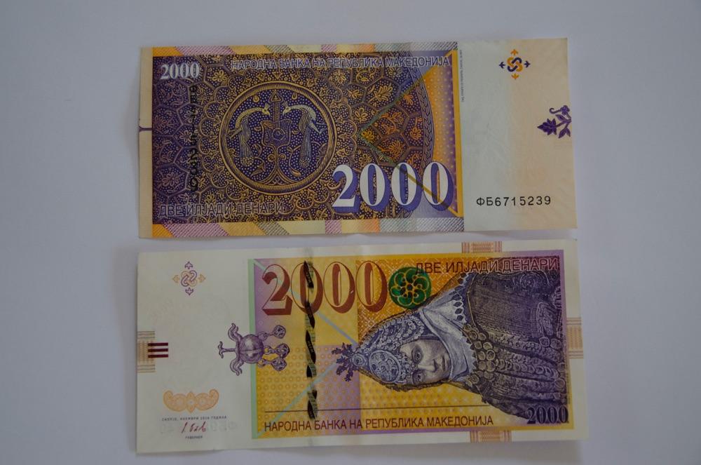 2000 denars