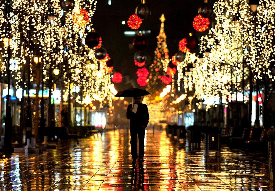 new year in skopje macedonia