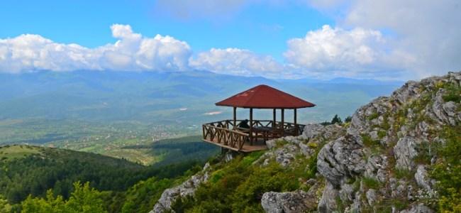 macedonia weather