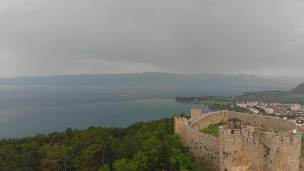 Samuil Castle Ohrid