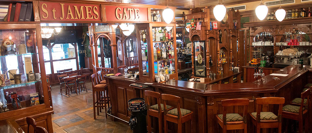 Best Bars In Skopje Irish Pub