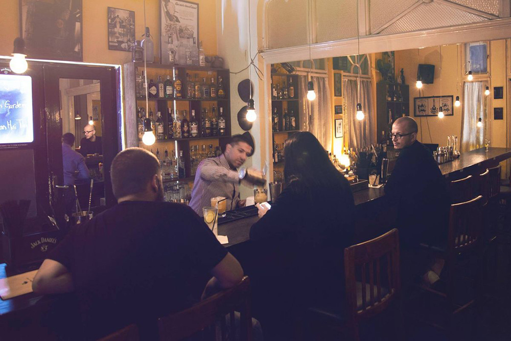 Best Bars In Skopje Speakeasy
