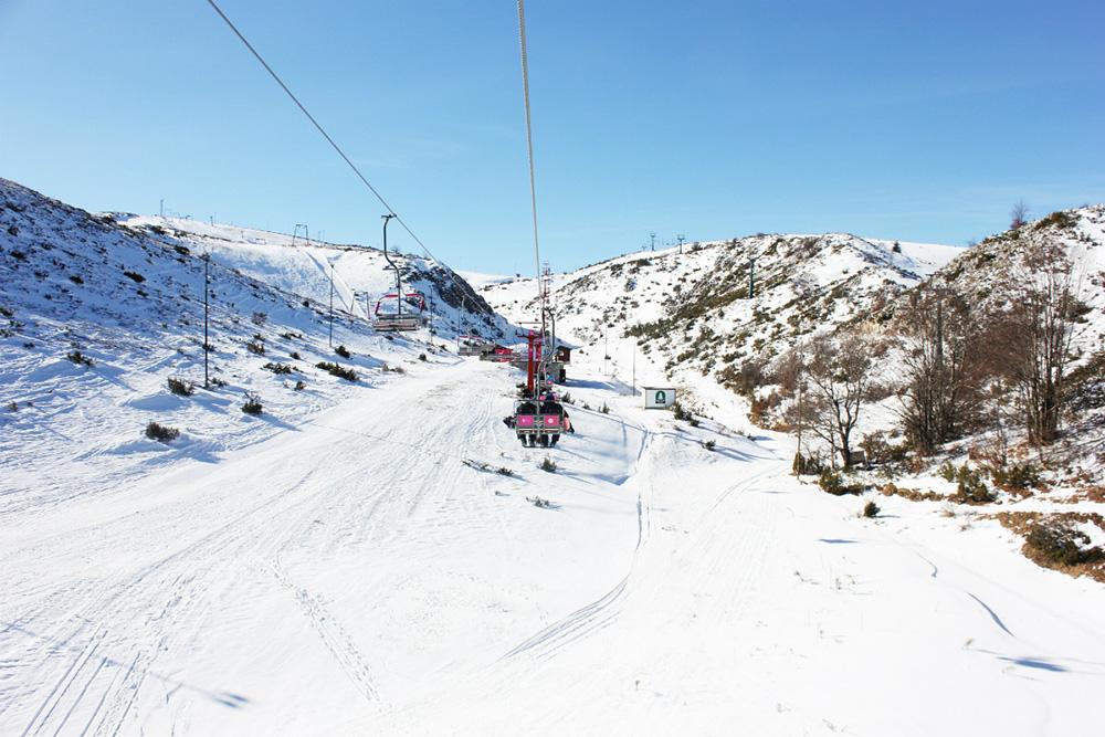 Mavrovo Winter Skiing Macedonia