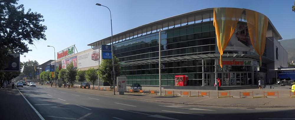 Skopje Ramstore Mall