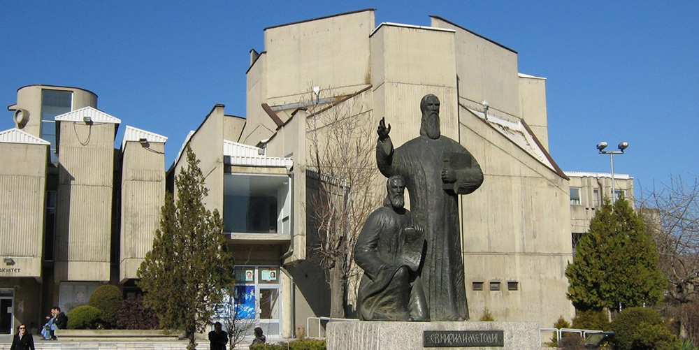 Cyril And Methodius University Skopje