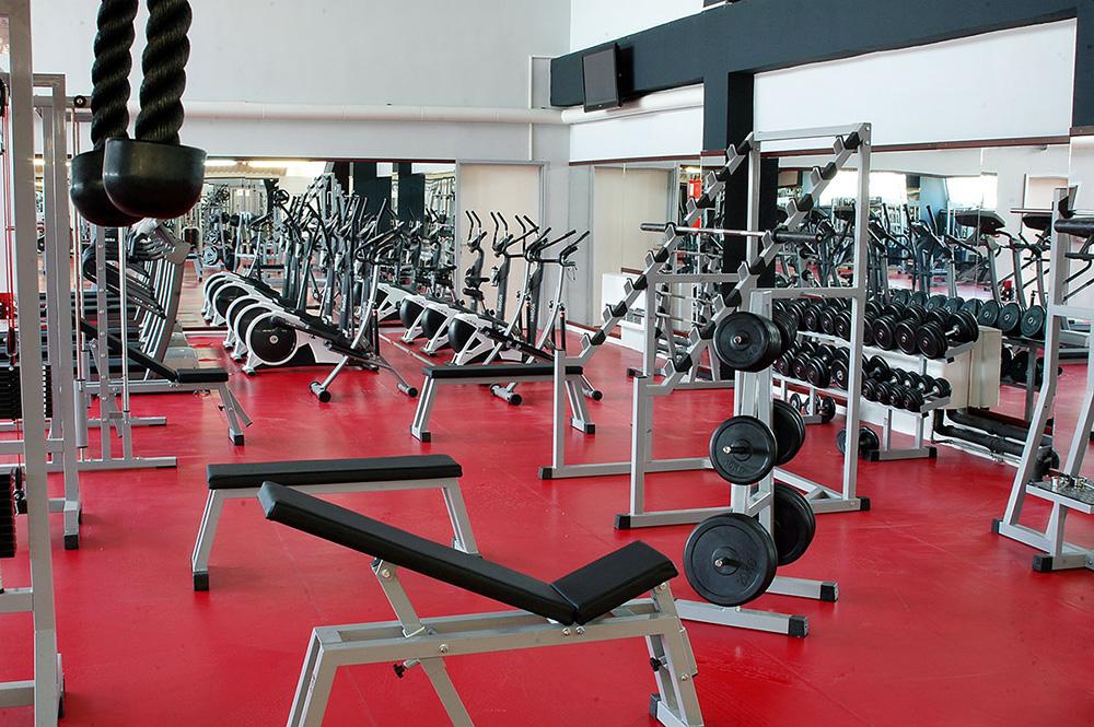 Best Gym In Skopje Boris Trajkovski Gym