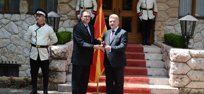 Macedonian President