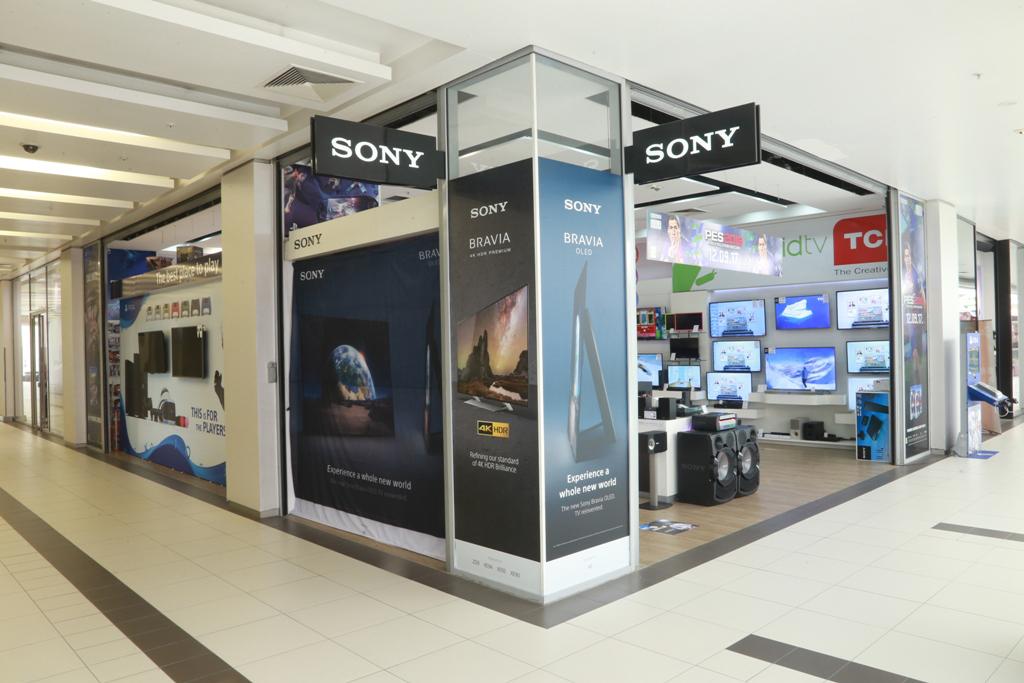 Skopje City Mall Sony