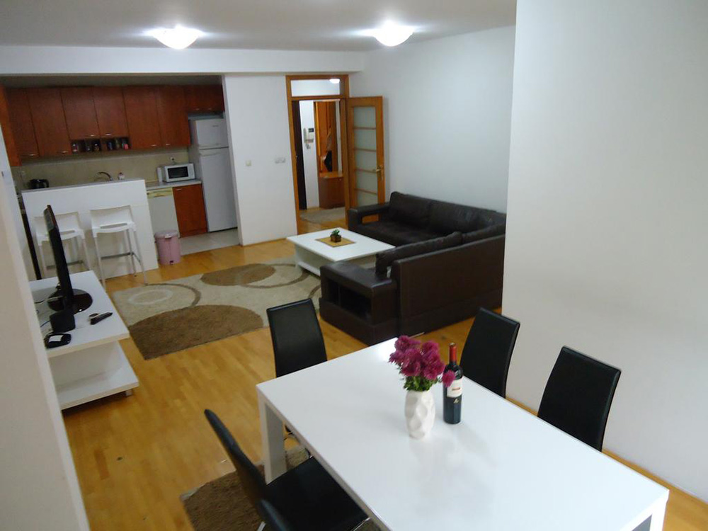 Skopje Apartment Airbnb
