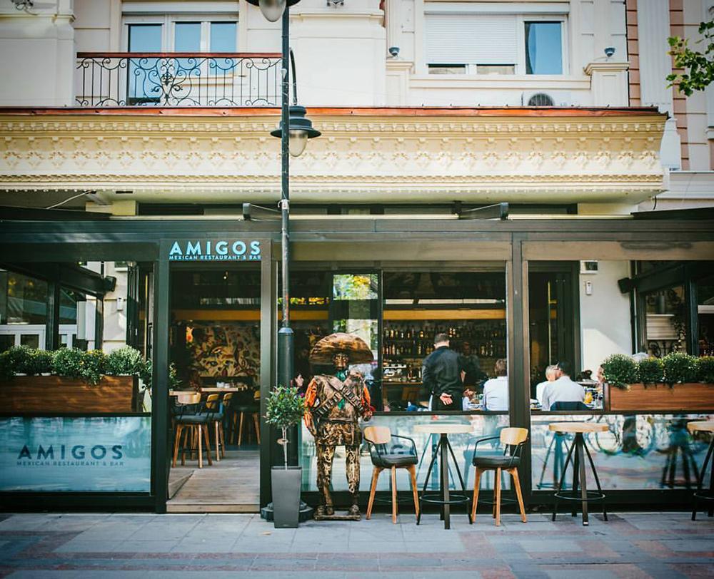 Best restaurants in Skopje - Amigos