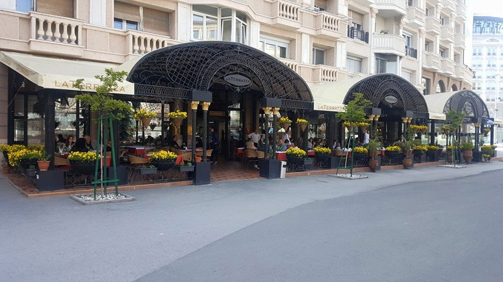 Best restaurants in Skopje - La Terazza
