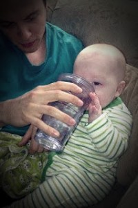 A Sippy Cup Already?